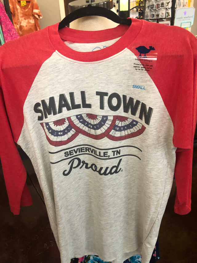 Southern Roots Small Town Sevierville Proud