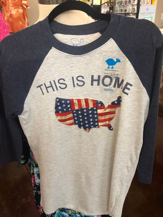 Southern Roots This is Home USA