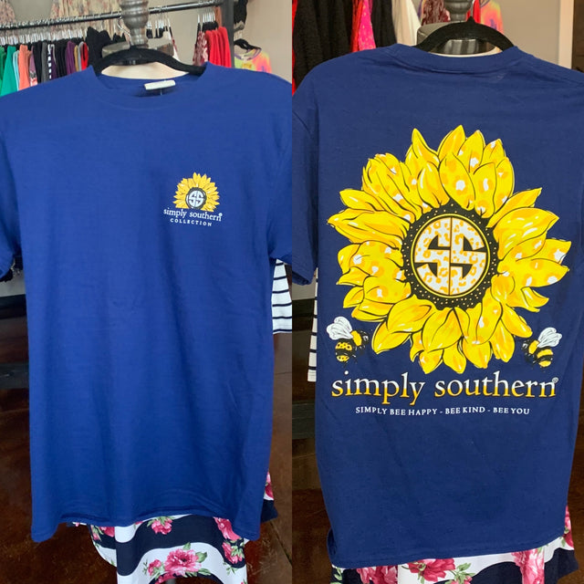 Simply Southern Sunflower T-Shirt