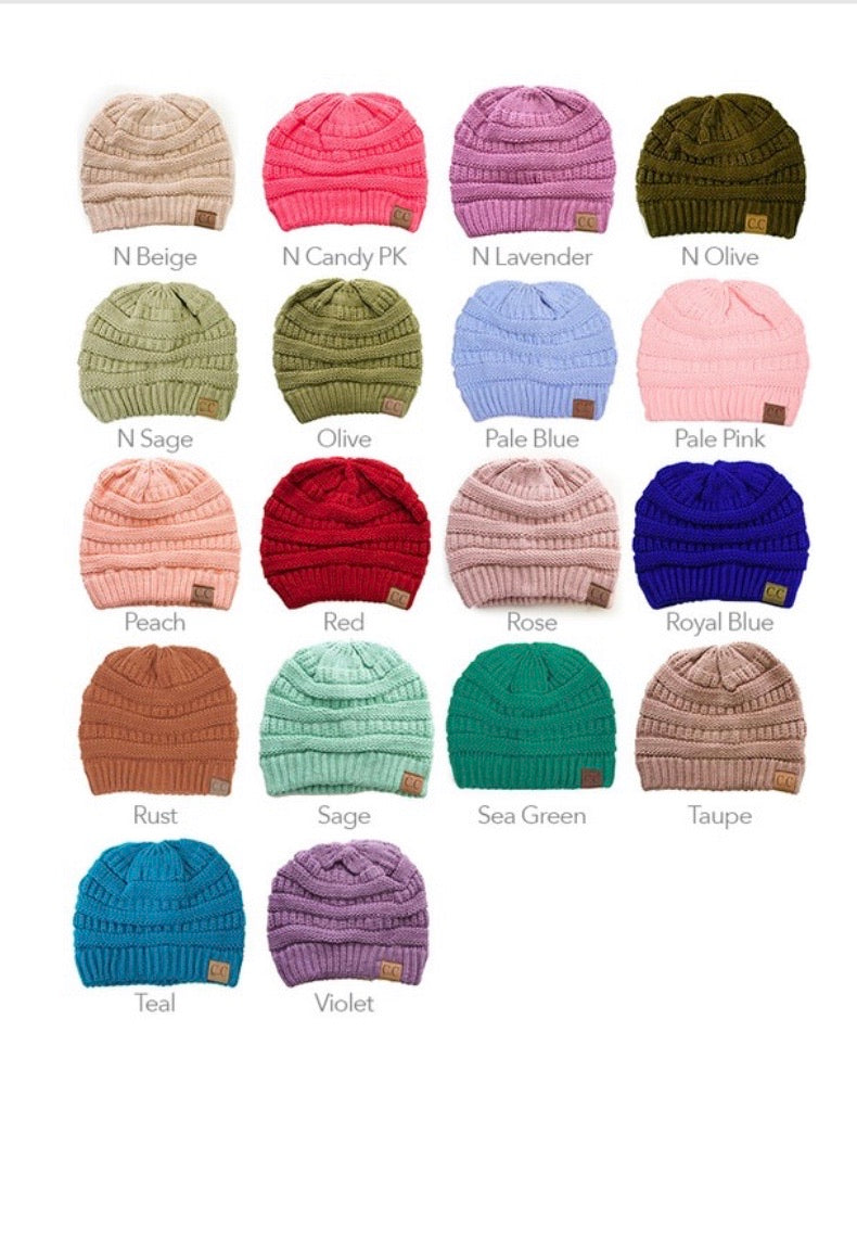 CC Regular Beanies