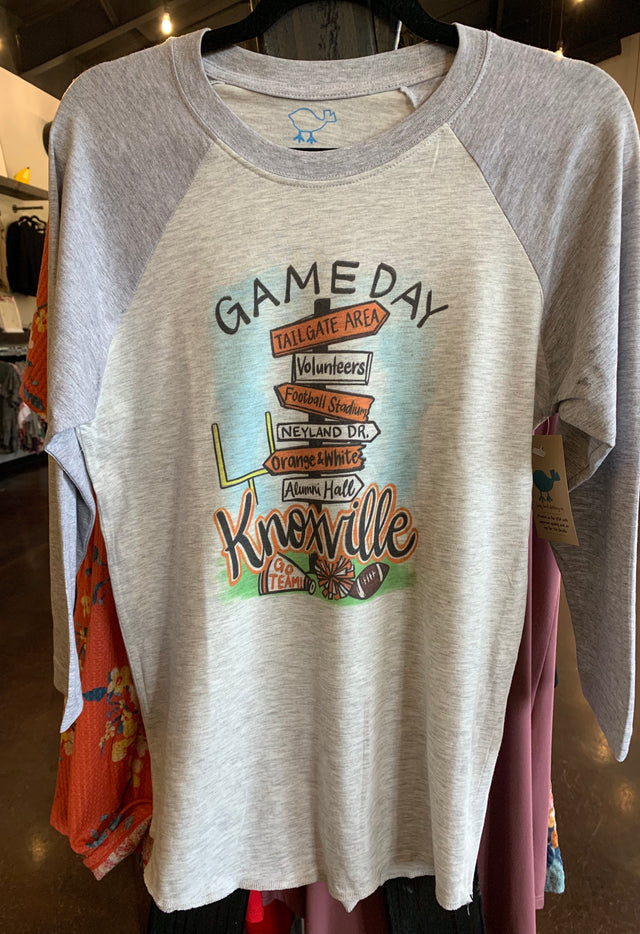 Southern Roots Game Day Directional Knoxville