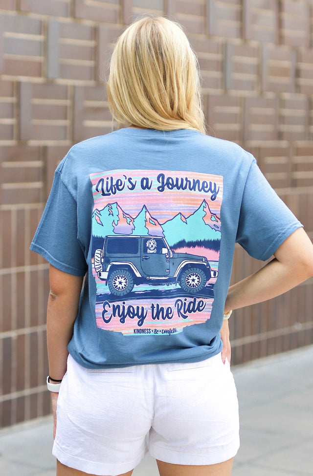 Life's A Journey T-Shirt