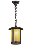 "Country Ceiling Lights Meyda 3434 - 10""W Fulton Prime Pendant Light"