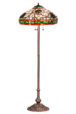 "Modern Farmhouse Style Floor Lamps Meyda 103185 - 61""H Pinecone Floor Lamp"