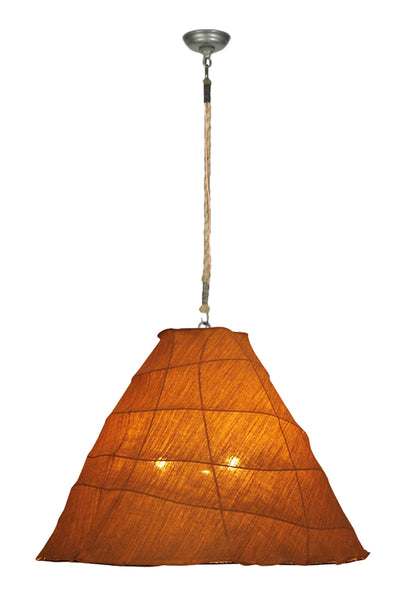 "Rustic Cabin Ceiling Lights Meyda 118632 - 48""W Rustic Chic Pendant Light"