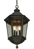 "Modern Country Style Ceiling Lights Meyda 119891 - 15""W Tiamo Lantern Pendant Light"