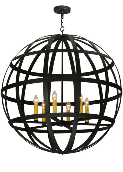 "Modern Country Style Ceiling Lights Meyda 122886 - 42""W Atlas Pendant Light"