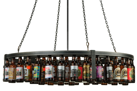 "Cabin Ceiling Lights Meyda 160221 - 54""W Beer:30 Pendant Light"