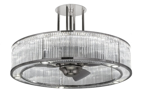 "Lodge Ceiling Lights Meyda 165603 - 36""W Marquee Chandel-Air"