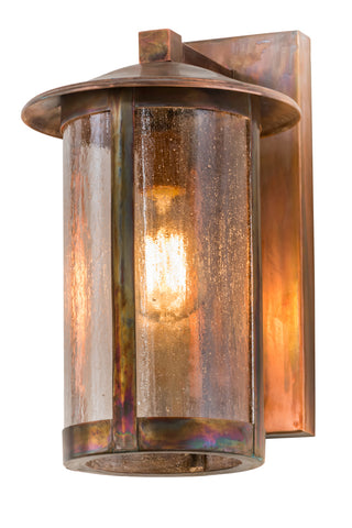 "Modern Cabin Outdoor Lighting Meyda 171561 - 8""W Fulton Wall Sconce"