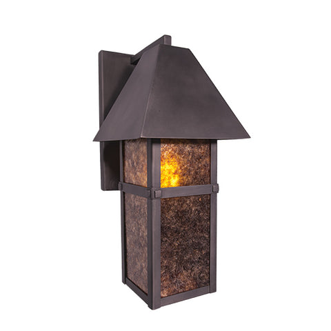 Country Style Lighting Fixture - Steel Partners Lighting 2143-W - Rustic Indoor / Outdoor Sconce - Martis