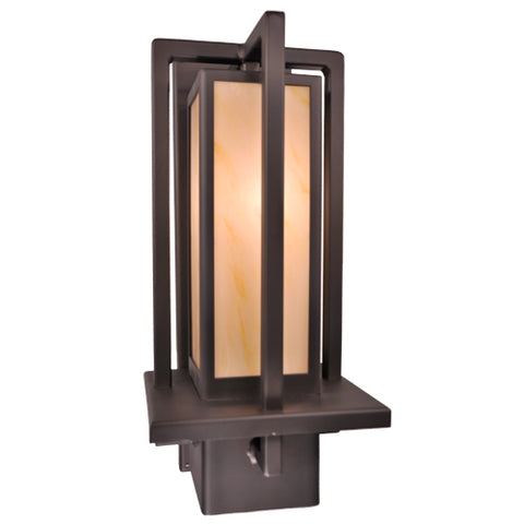 Lodge Lighting Fixture - Steel Partners Lighting 2147-Wet - Indoor / Outdoor Sconce - Hemingway