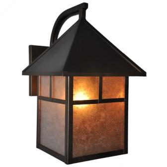 Cabin Lighting Fixture - Steel Partners Lighting 2149-Wet - Indoor / Outdoor Sconce - Heritage