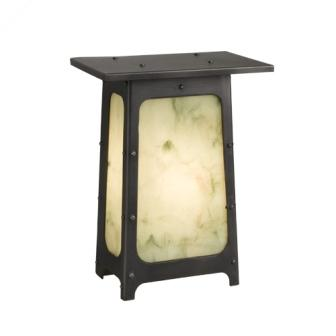 Rustic Lodge Lighting Fixture - Steel Partners Lighting 2153-WET - Indoor / Outdoor Sconce - Orange Grove