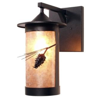 Modern Country Light Fixture - Steel Partners Lighting 2161-71 - Hanging Sconce - Pasadena San Carlos