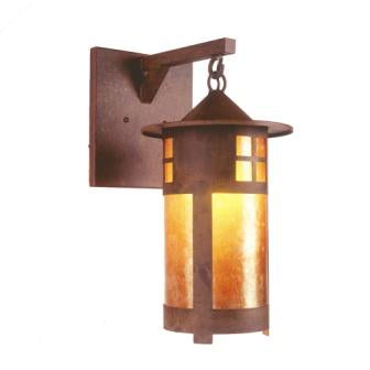 Rustic Lodge Style Lighting Fixture - Steel Partners Lighting 2161 - Hanging Sconce - Pasadena
