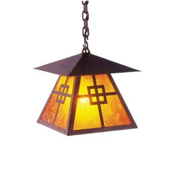 Modern Country Style Light Fixture - Steel Partners Lighting 2164-P - Pendant - Prairie