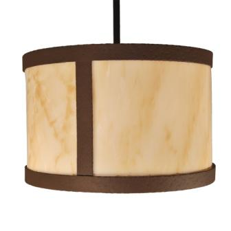 Rustic Country Style Light Fixture - Steel Partners Lighting 2168-P-XL - Pendant - Seattle - XL