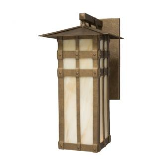 Farmhouse Light Fixtures - Steel Partners Lighting 2171-WET - Indoor / Outdoor Sconce - San Carlos