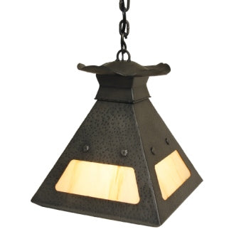 Rustic Farmhouse Style Light Fixtures - Steel Partners Lighting 2199-P - Pendant - Westmoreland