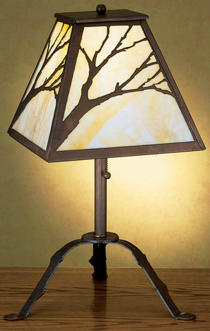 "Modern Rustic Style Table Lamps Meyda 27906 - 24""H Branches Table Lamp"