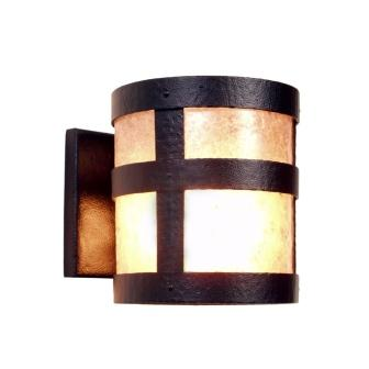 Cabin Style Lighting Fixture - Steel Partners Lighting 7370-Open - Sconce - Open Portland