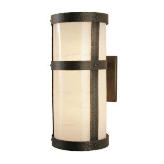 Modern Rustic Lighting Fixture - Steel Partners Lighting 7370-OPEN-TALL - Sconce - Open Narrow - Portland Open Tall