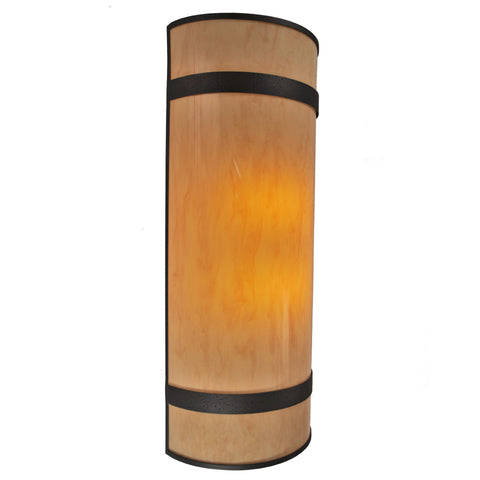 Farmhouse Light Fixture - Steel Partners Lighting 8301 - Wall Sconce - Tumwater