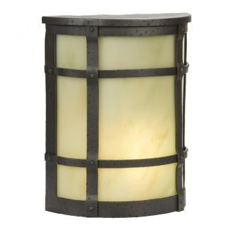 Modern Country Style Light Fixture - Steel Partners Lighting 9271 - Willapa Sconce - San Carlos