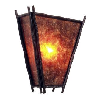 Farmhouse Light Fixtures - Steel Partners Lighting 9417 - Lodge Style Lighting Sconce - Vegas - Sticks