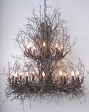 A Wish Designs USA RE Phillips Hickory Twig Chandeliers