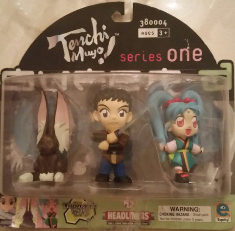 Tenchi Muyo Series One 3 Piece Set