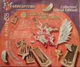 Official Cardcaptors Clow Book and Cards