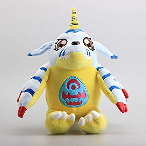 Digimon Adventure gabumon plush