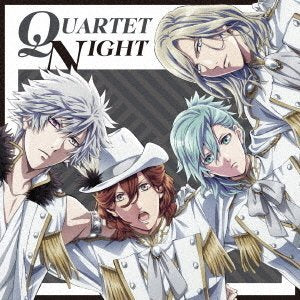 Quartet Night - Uta No Prince Sama Legend Star CD