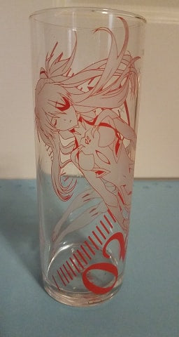 Evangelion Asuka Langley Limited Edition Movie Exhibition Drinking Glass