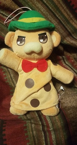 Full Metal panic bonta-kun plush