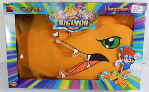Digimon Agumon Childs Costume