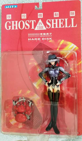 Ghost in the Shell Hard Disk Figure