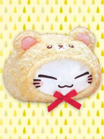 Nemuneko Teddy Bear Kigurumi Cat Plush