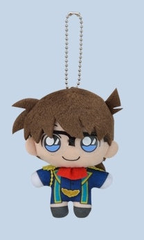Detective Conan keychain plush Zero Collection