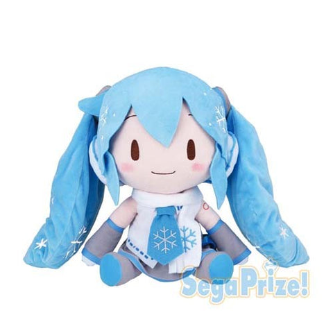Snow Miku 2011 Sega Prize Vocaloid Plush