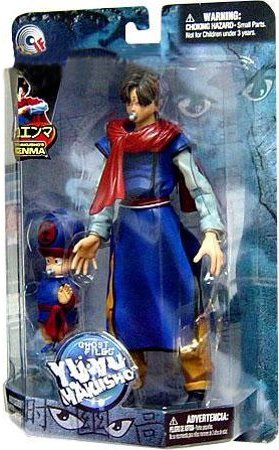 Yu Yu Hakusho Ghost Files Koenma Figure