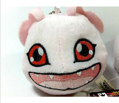 Digimon Adventure koromon keychain plush