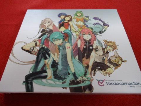 Vocaloid Hatsune Miku Vocaloconnection CD