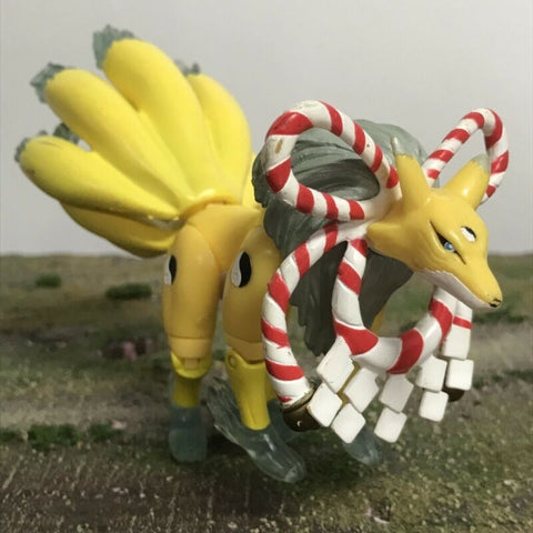 Digimon Renamon - Kyubimon figure 6in
