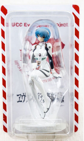 Evangelion UCC Milk and Coffee figure Rei