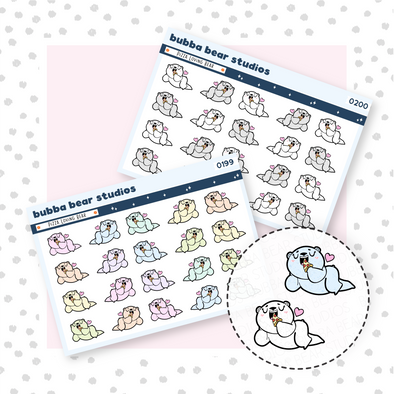 Pizza Loving Bears