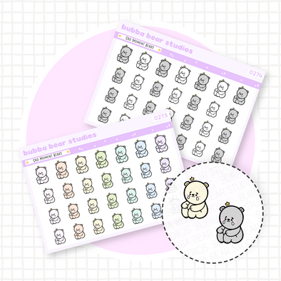 Sad Moment Bears