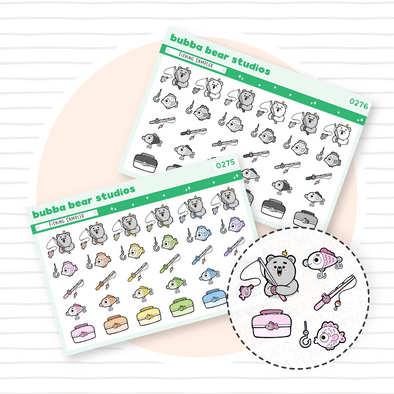 Fishing Sampler